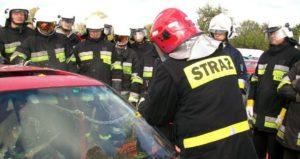 Zajęcia prowadzili funkcjonariusze PSP w Słupcy.
