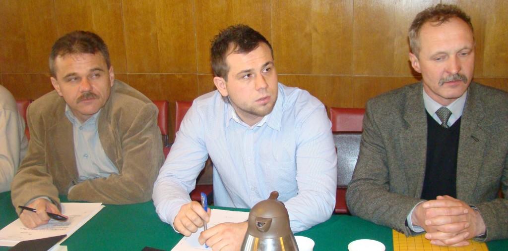 Sprawę, na dzisiejszym wspólnym posiedzeniu komisji rady gminy, poruszył Łukasz Przygocki.
