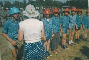zawody strażackie 1993